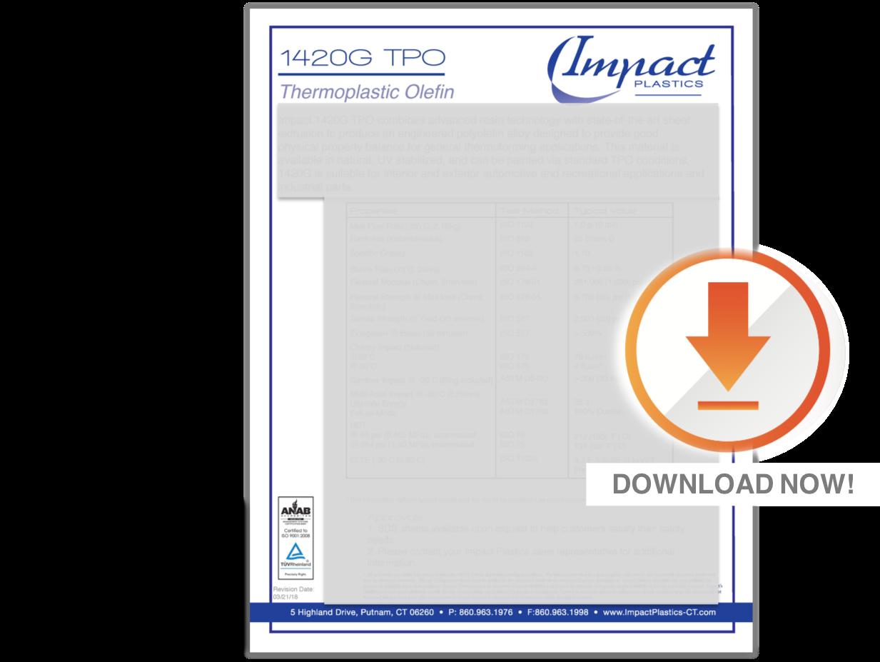 1420G TPO Data Sheet Download Image
